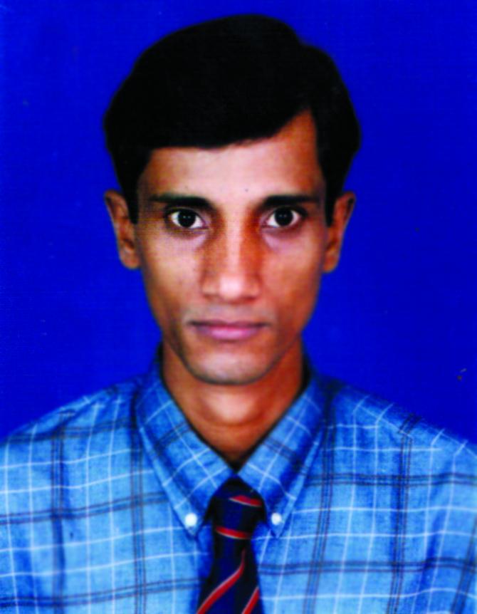 SK Safiqul Islam